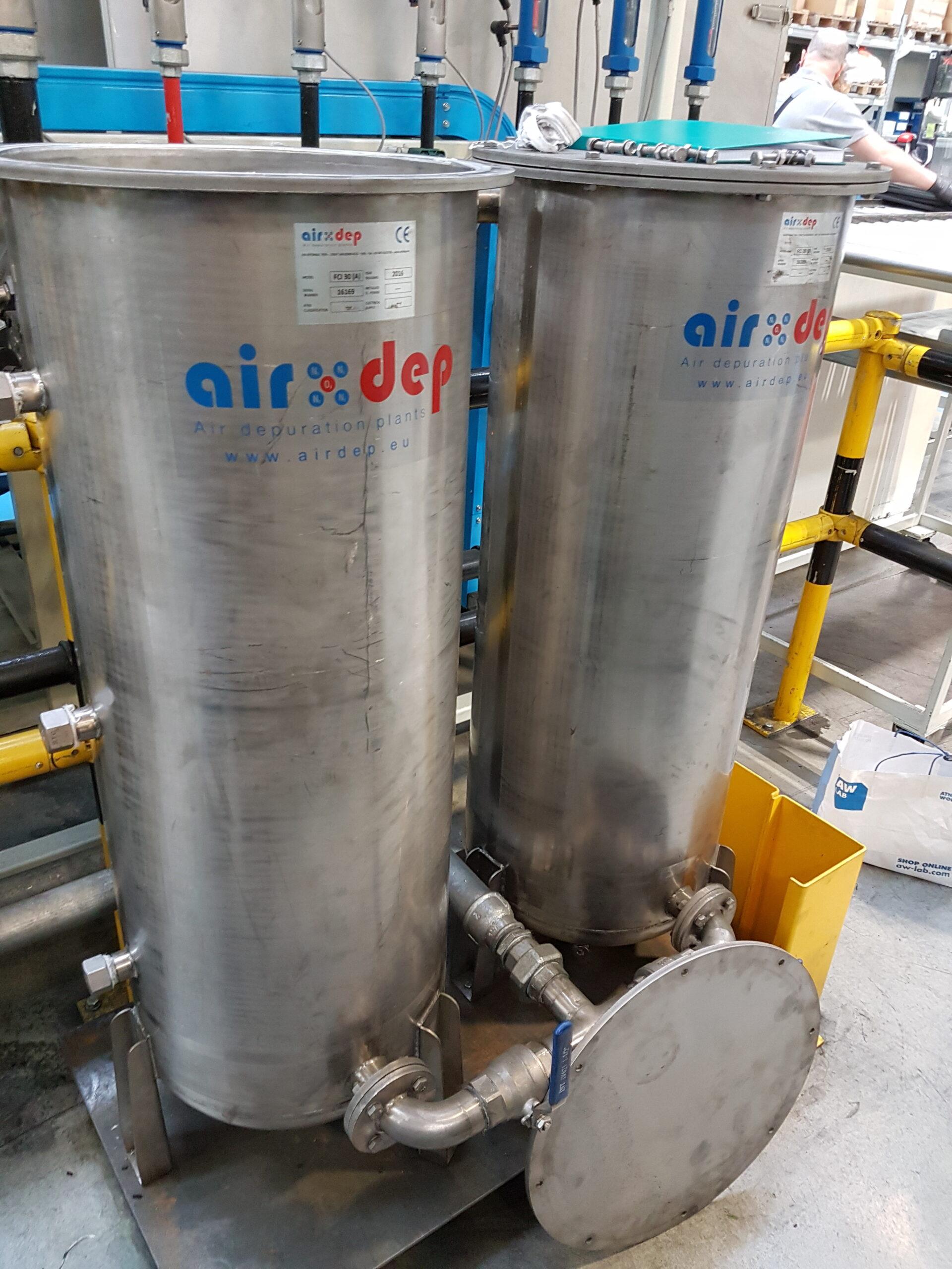 Filtro a carbone FCI