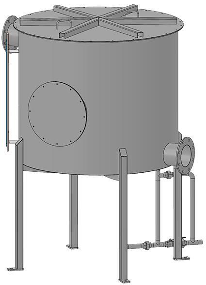 Filtro a carbone serie FCI