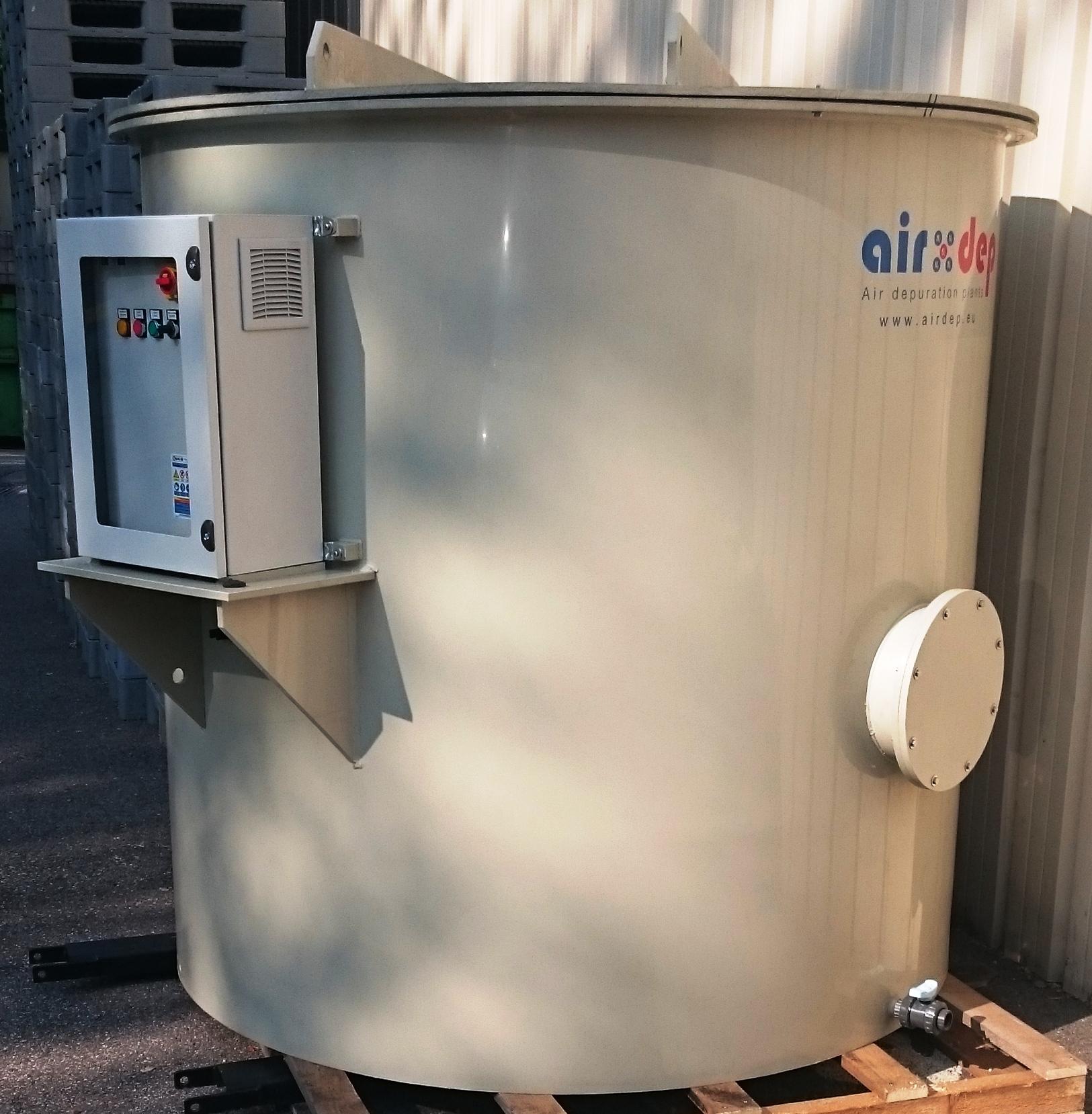 Filtro a carbone FCP
