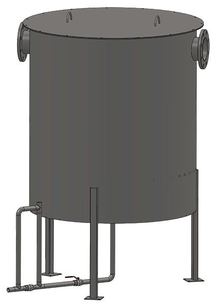 Filtro trappola condensa serie FTC