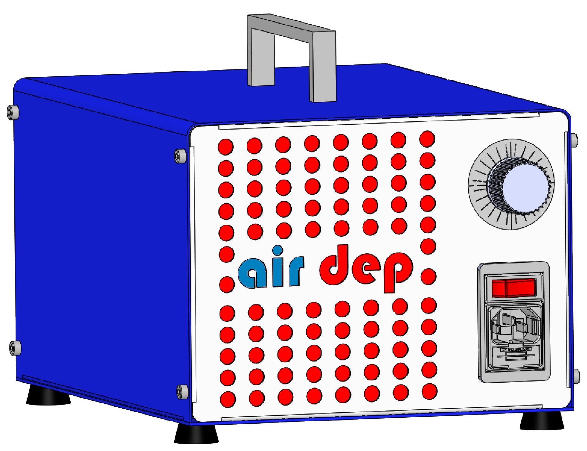 Generatore di ozono serie VIA